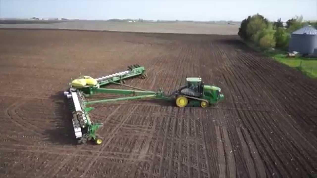 "Biggest Seeder Of John Deere: JLC/HFI 2013 Planting ""I'll Grow My Own"""