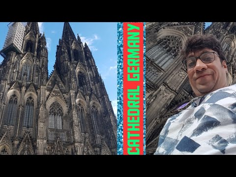 Cathedral Church in Cologne, Germany (Must See)