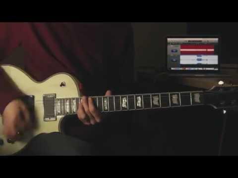 Dive In - Pierce the Veil guitar cover