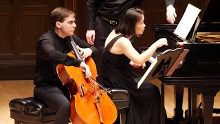 Video Isaac Bovyer- Beethoven Piano and Cello Sonata No.4 download MP3, 3GP, MP4, WEBM, AVI, FLV Agustus 2018