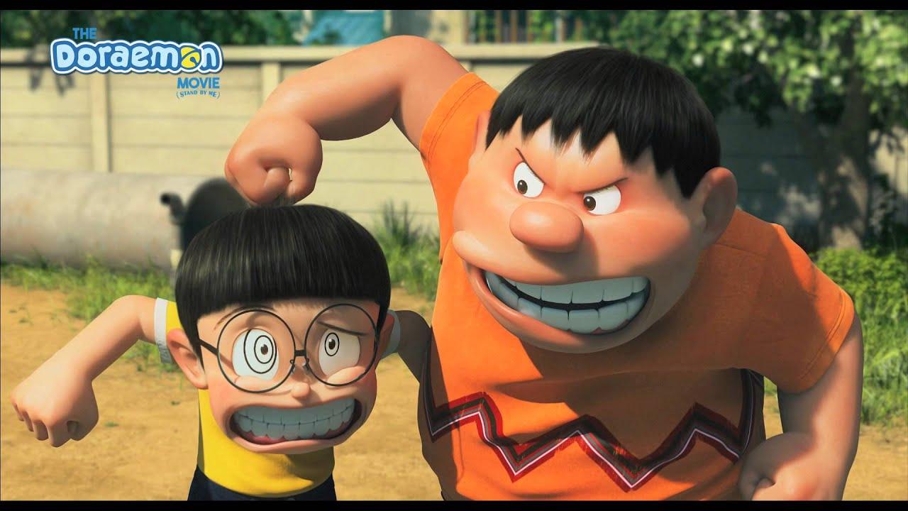 Nobita 3d Wallpaper The Doraemon Movie Official Trailer Youtube
