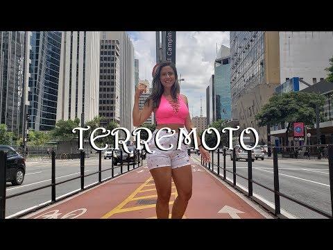 Terremoto *na Av Paulista* - Anitta e Kevinho  Mãe de Trois