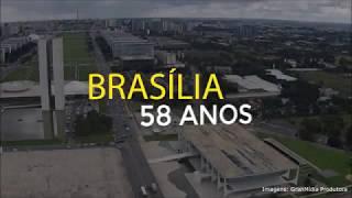 Brasília 58 anos