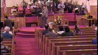 """Near The Cross"" - Mount Carmel Baptist Church Choir, Fort Payne Alabama March 2003"