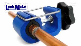 Stop a Water Leak with Leak Mate