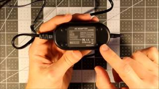 Review: Canon EOS Rebel AC Power Adapter Supply Kit - PowEver ACK E8