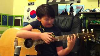 (Paddy Sun) Sunflower -Fingerstyle Guitar - Andrew Foy