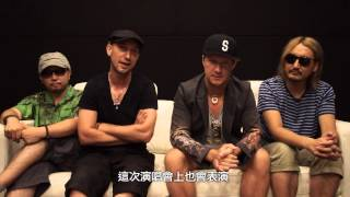 「MONKEY MAJIK 猴子把戲」三度訪台開唱「MONKEY MAJIK LIVE IN TAIWAN ...