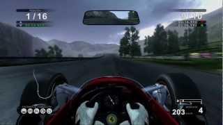 [X360] Test Drive Ferrari Legends (Gold Era) Gameplay HD