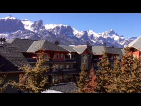 Solara Resort & Spa Canmore ||Alberta Canada || Suite Tour