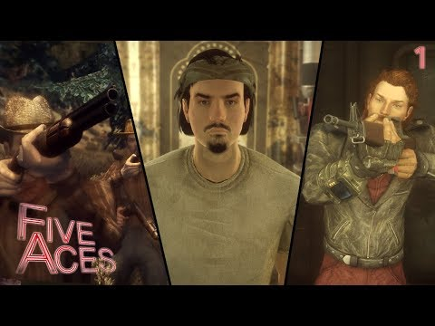 New Vegas Mods: Fives Aces - Part 1 - Oxen's Bounties