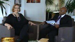 Programa Referências com Prof.º Cláudio Silva - 1º Bloco Prof.ª Leila Pryjma