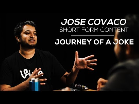 Journey Of A Joke feat. José Covaco