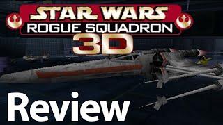 Rogue Squadron 3D Review (PC)