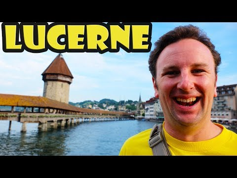 Lucerne Switzerland Travel Guide