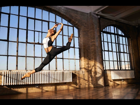 Misty Copeland: How to get a dancer's body