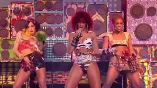 Rihanna X Factor Live What s My Name