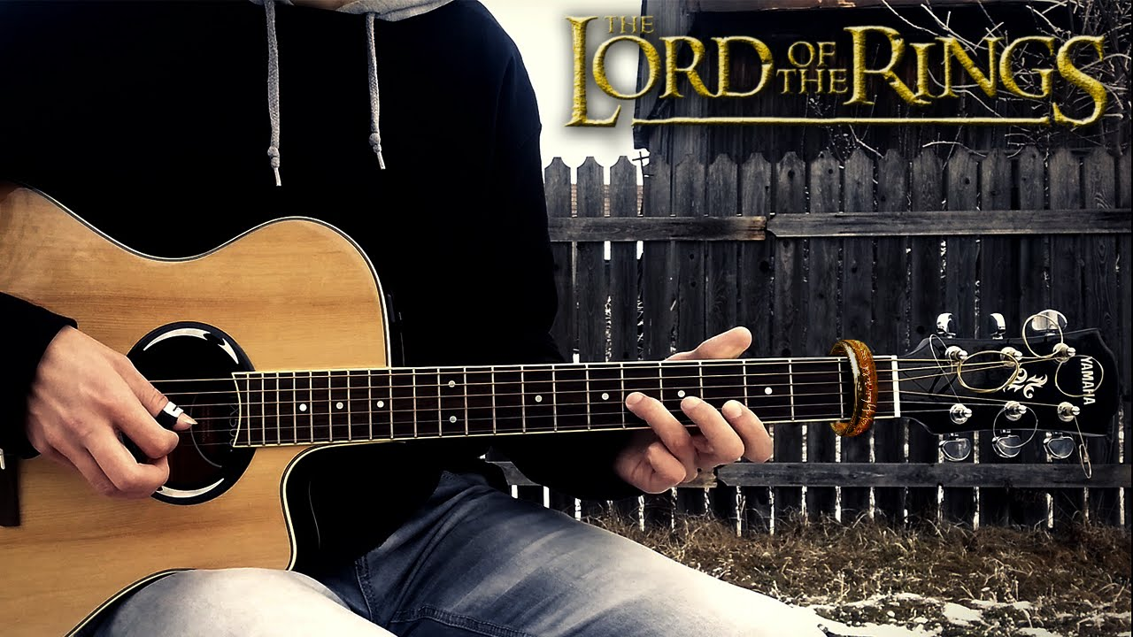Lord Of The Rings Fingerstyle
