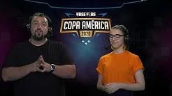 COPA AMÉRICA 2020   FREE FIRE