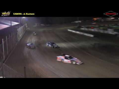 Rapid Speedway USMTS final laps