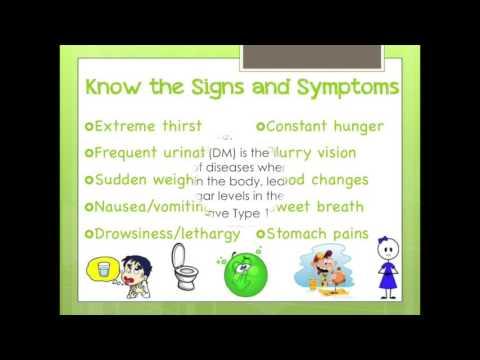 Early Onset Type 1 Juvenile Diabetes