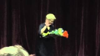 Сурганова и Оркестр Игра в классики 05.12.2014. Фрагмент концерта.