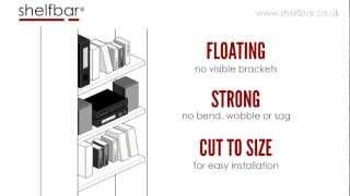 Shelfbar Alcove Shelves