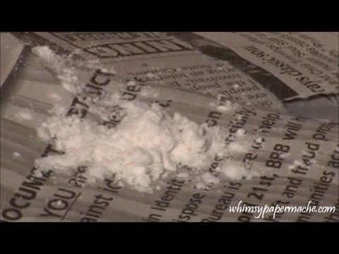 The 1# Paper Mache Paste Recipe to Use