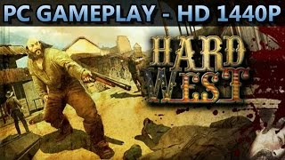 Hard West | PC GAMEPLAY | HD 1440P
