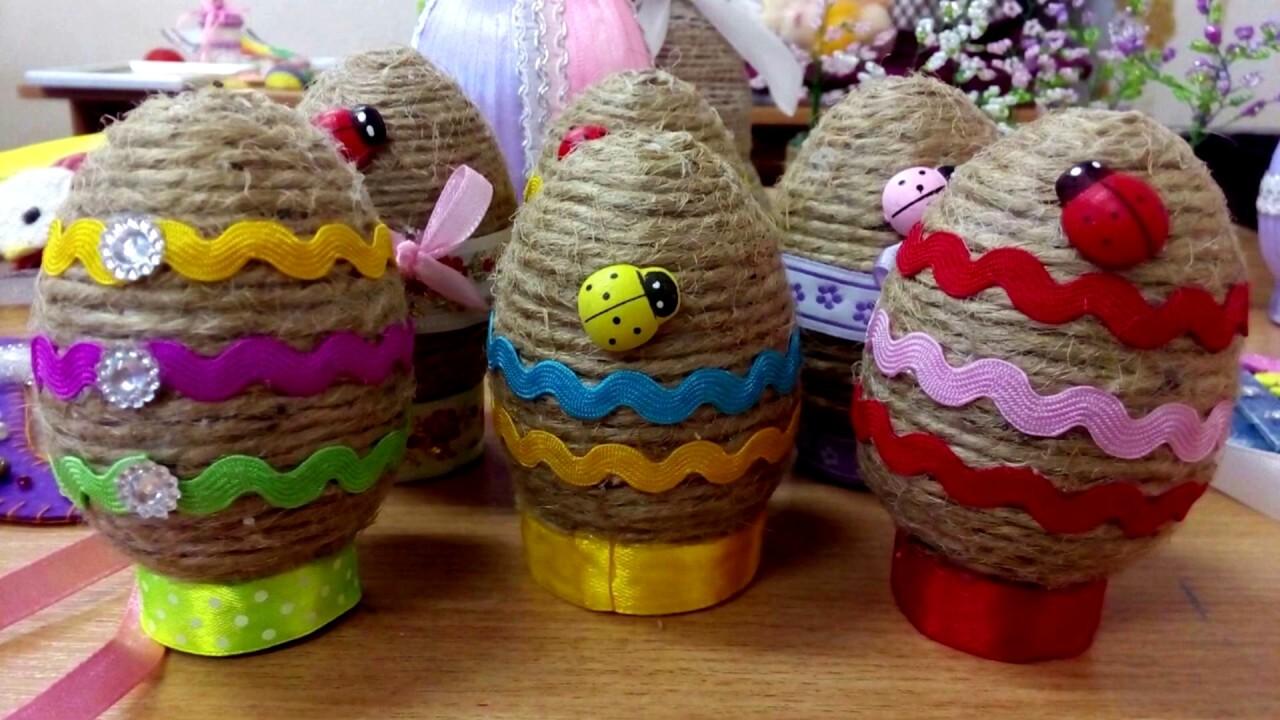 120 вариантов украшения яиц на Пасху для детей.