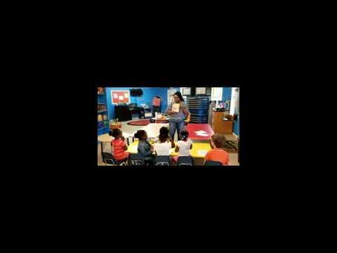 Grace Academy Child Development Center:  A Teaching Session