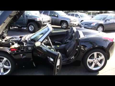 2006 Pontiac Solstice Convertible Cerritos Ca Youtube