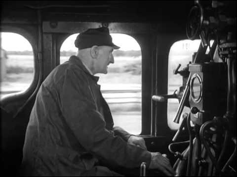 British Transport Films: Elizabethan Express