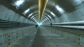 China's first Yellow River tunnel drilled through