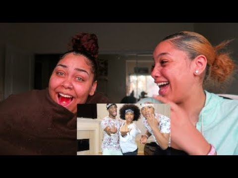 Ar'mon And Trey - For Everybody ft Lil Perfect REACTION