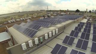Schneider Electric Conext Tl 20's 400kwp Commercial Solar Pv Rooftop Project
