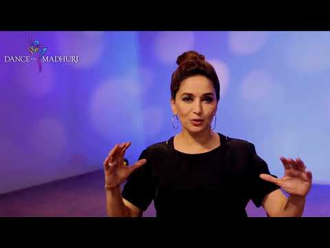 Are Re Are Behind The Scenes   Dance with Madhuri