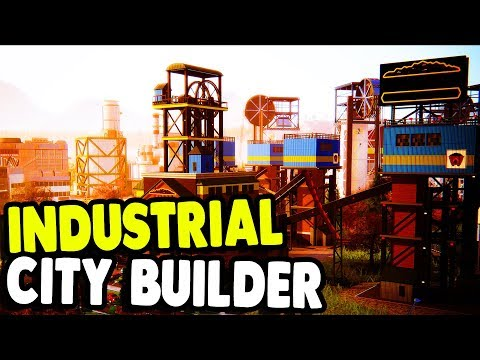 NEW Industrial Sector CONSTRUCTION & $1,000,000 BUSINESS | SimCity Multiplayer Gameplay