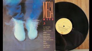 Mega Hits 3 - Coletânea Pop Internacional - (Vinil Completo - 1989) - Baú Musical