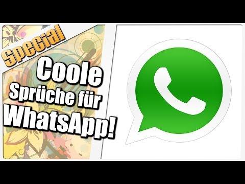 Coole & lustige WhatsApp-Sprüche! Teil 2