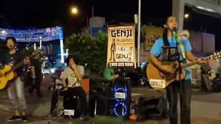 APOKALIPS (M.NASIR)-gENJI bUSKERS,penonton backup song