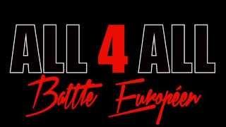 BATTLE ALL 4 ALL -2015 I Jarod VS Boubou I HIP HOP