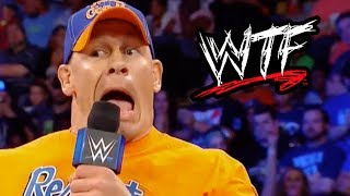 WTF Moments WWE SmackDown July 25 2017