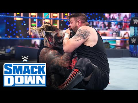 Kevin Owens vs. The Fiend: SmackDown, Oct. 9, 2020