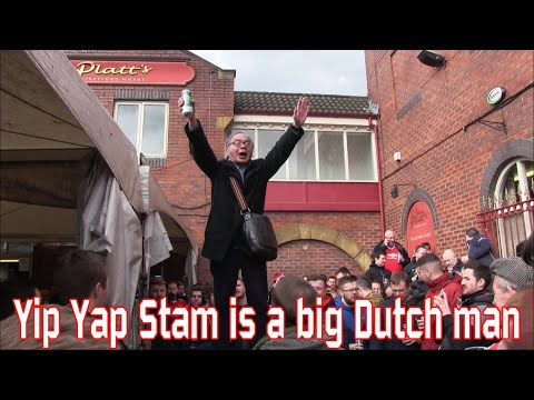 Yip Yap Stam is a big Dutch man (Man United)