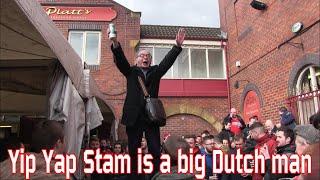 Yip Yap Stam is a big Dutch man (Man United)