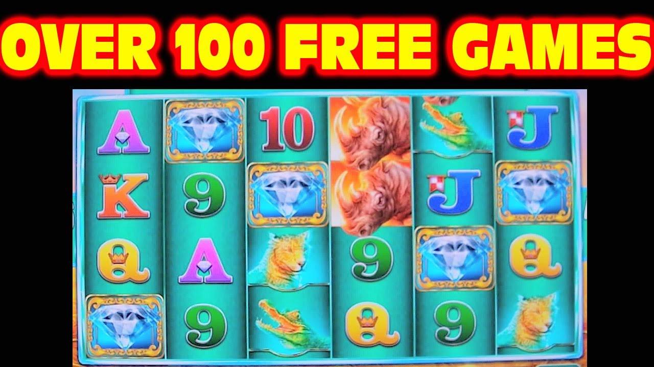 Raging Rhino Free Slot