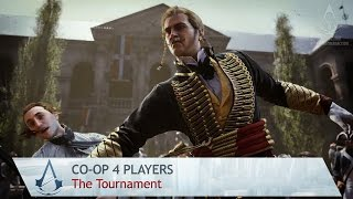 Assassin's Creed: Unity - Co-Op - The Tournament [4 Players]