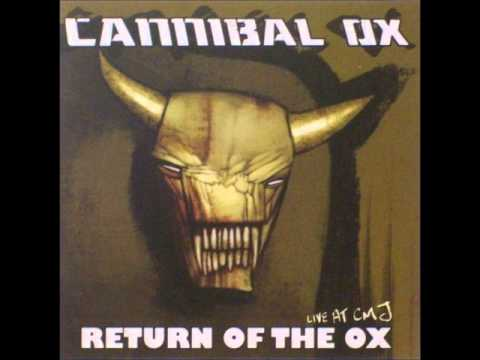 Cannibal Ox - Cold Vein (The Cold Cryptic Mix)