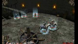 Disciples III Renaissance gameplay